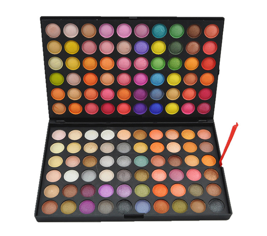 Bause cosmetics christmas eyeshadow palette