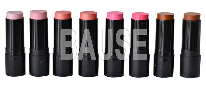 Bause Cosmetics private label blush stick