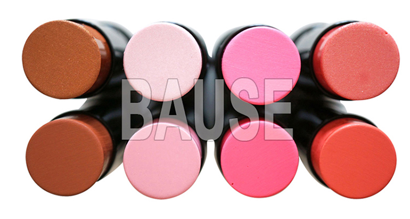 Bause Cosmetics waterproof blush stick