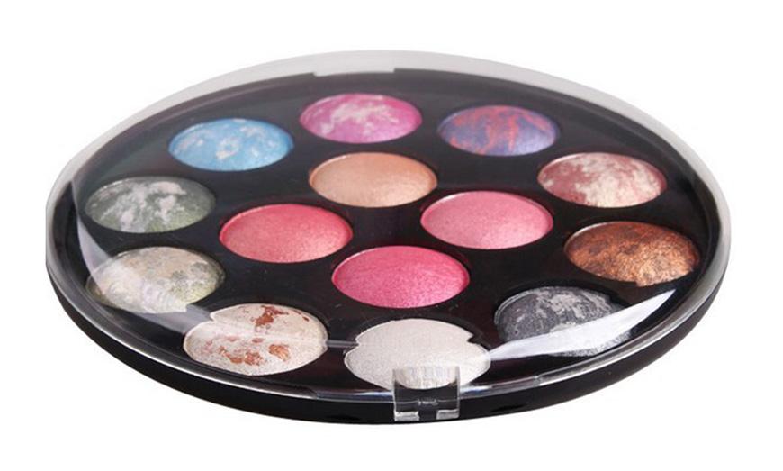 ball shape eyeshadow palette