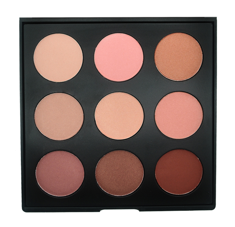 Bause cosmetics cheek blush palette