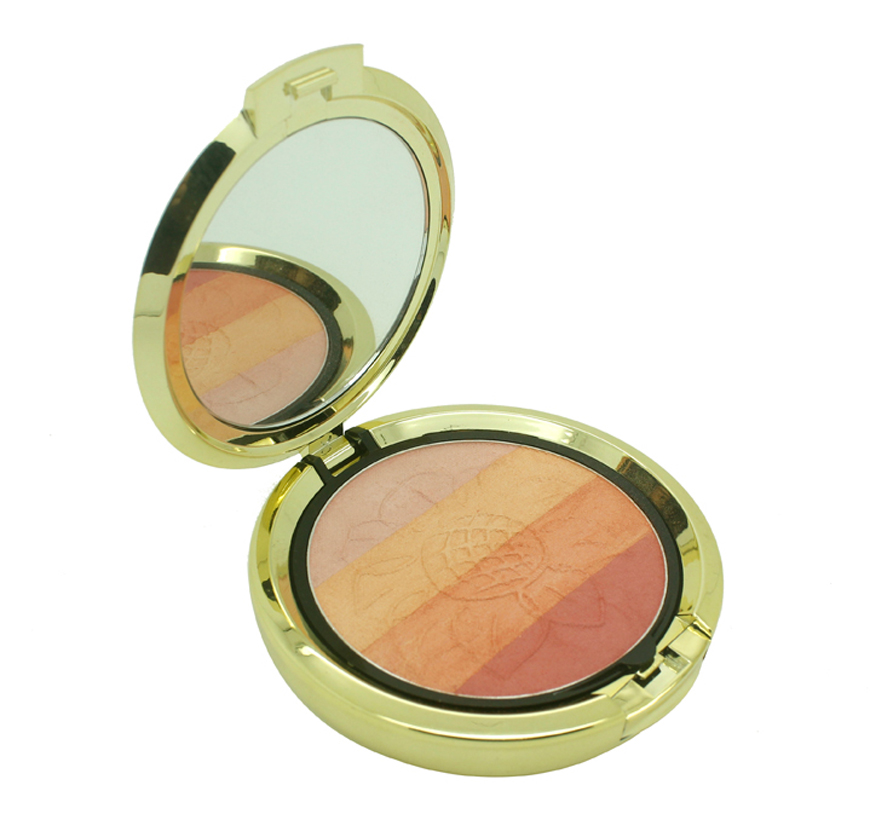Bause Cosmetics flower cheek blush