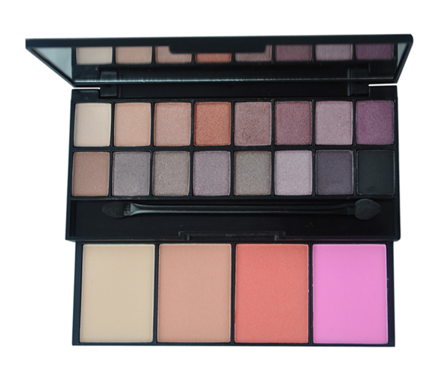 Bause cosmetics face makeup kit