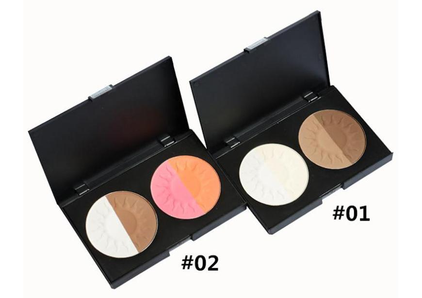 Bause cosmetics contouring kit