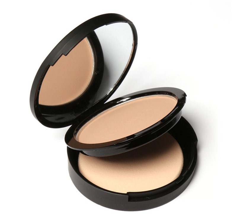 compact powder with pat