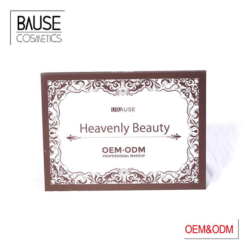 bause cosmetics charming eyeshadow palette