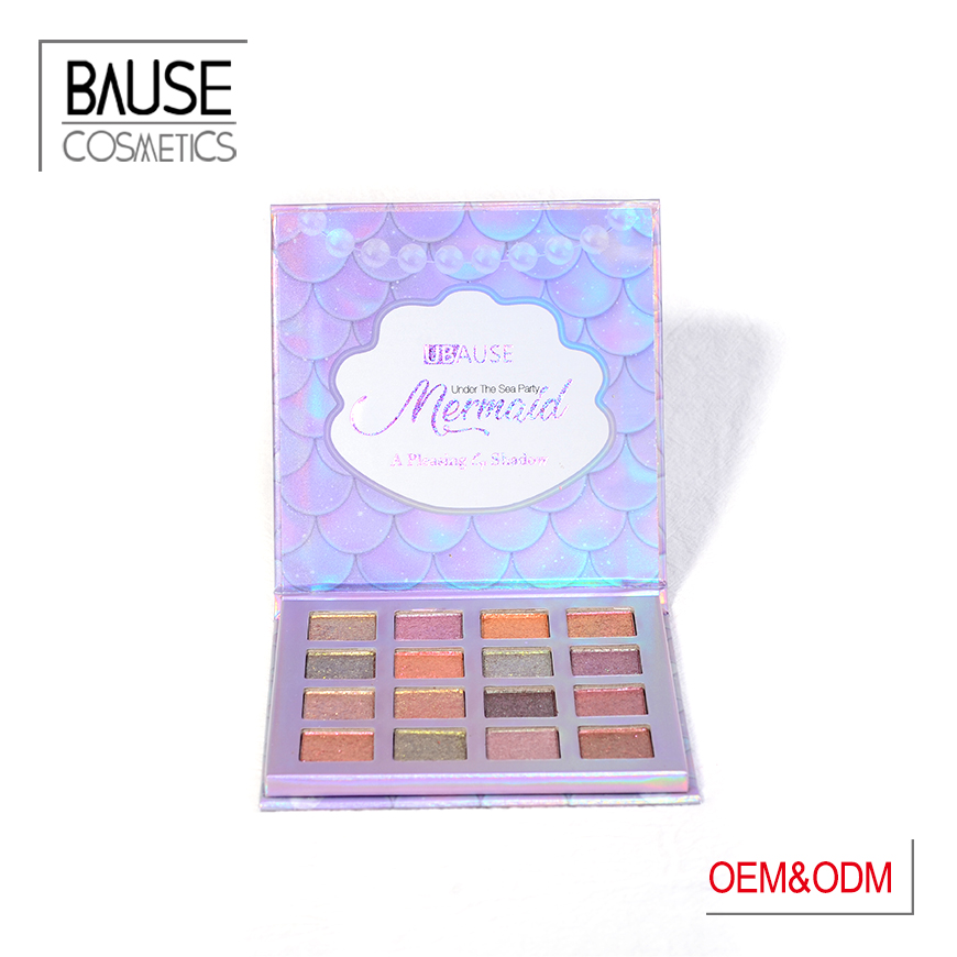 Bause private labe eyeshadow