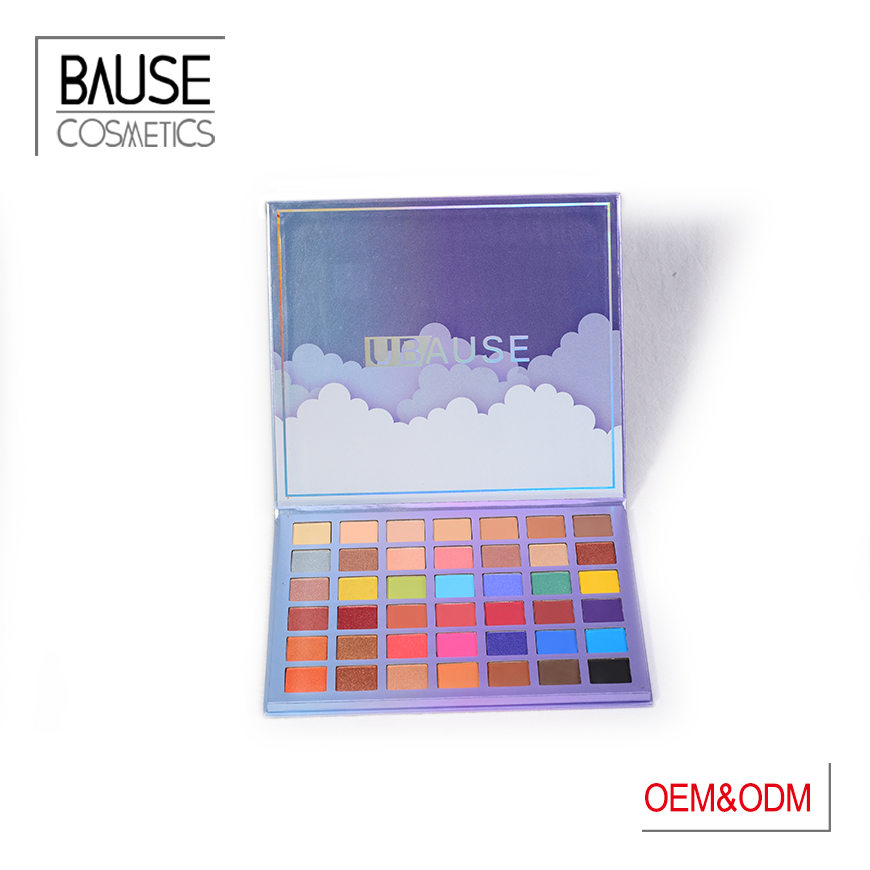 Bause cosmetics professional eyeshadow