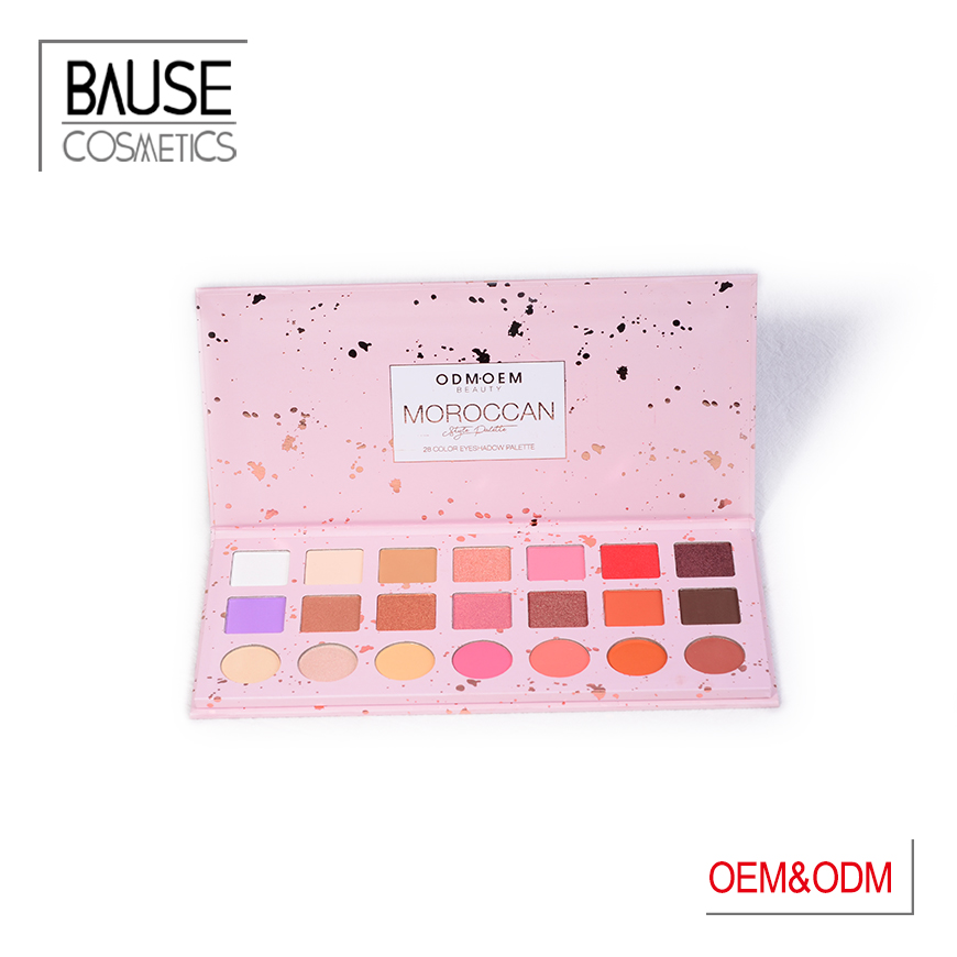 creat your own logo eyeshadow palette