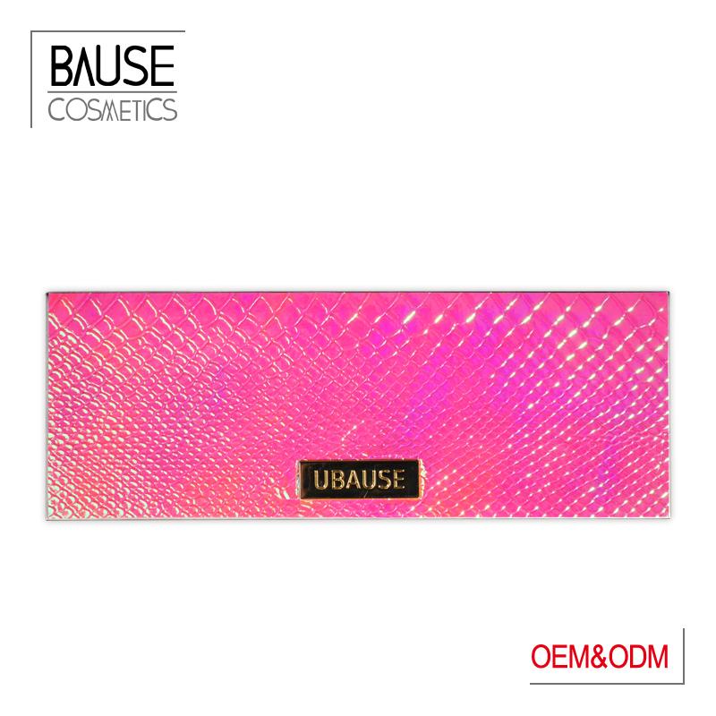 Bause Cosmetic snackskin texture eyeshadow palette