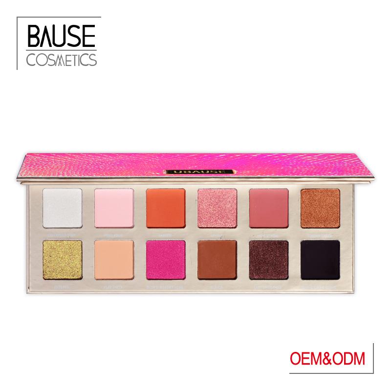bause cosmetics snakeskin eyeshadow palette