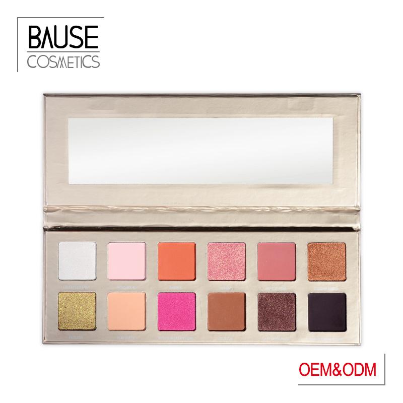 bause cosmetics snakeskin texture eyeshadow palette