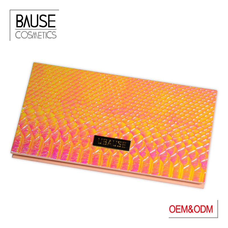 snake artwork eyeshadow palette