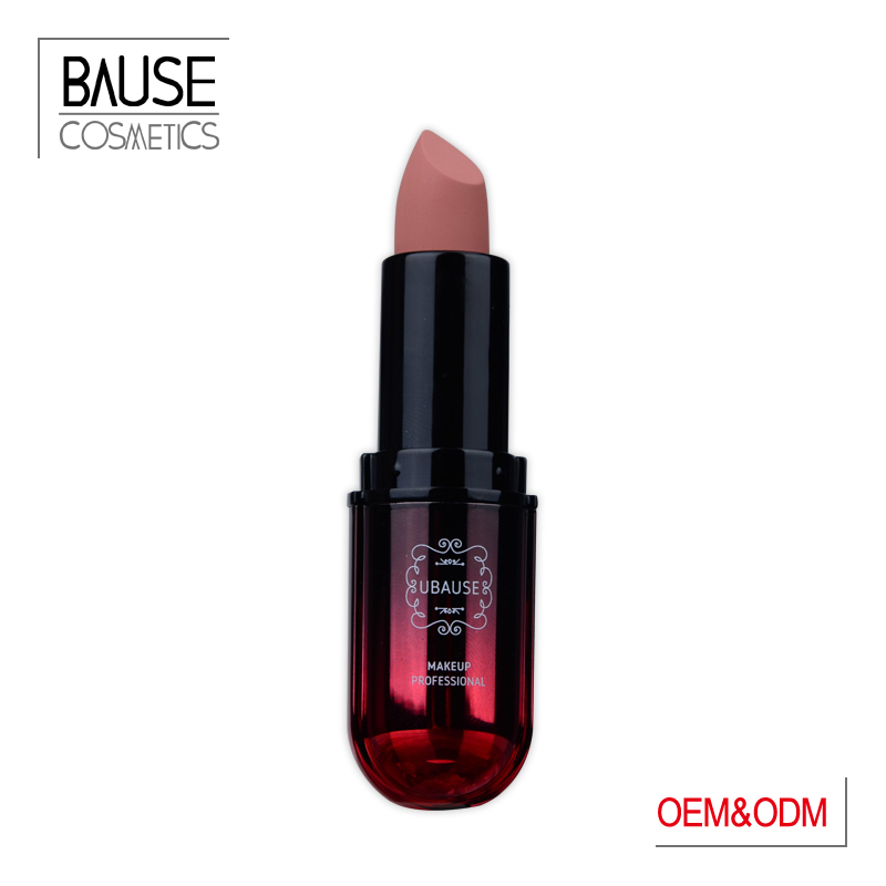 Bause cosmetics nude lipstick
