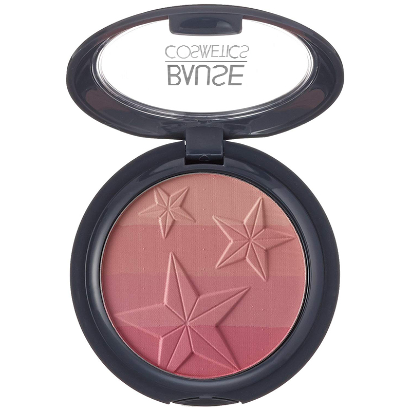 star shape blush