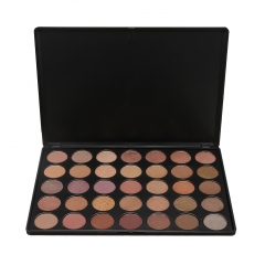 WARM EYESHADOW PALETTE