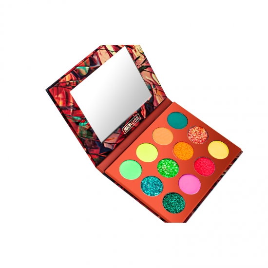 Bause Cosmetic neon eyeshadow