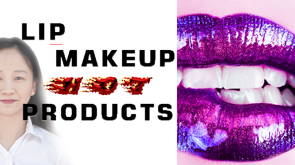 Lip makeup best selling formual and hot products live steam show